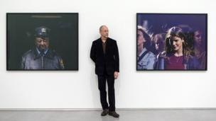 Philip-Lorca diCorcia at Hepworth Wakefield