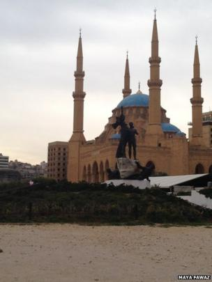 Martyrs' Statue, Beirut