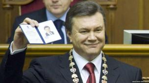 Viktor Vanukovych