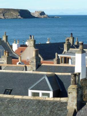 Rooftops in Cullen