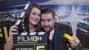FilmG awards ceremony
