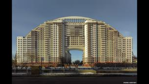 Arco di Sole, Moscow, 2010