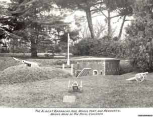 Albert Barracks