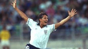 1990's England Kit