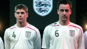 2007 England Kit