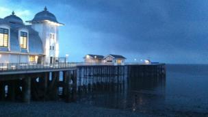 Penarth Pier, Vale of Glamorgan