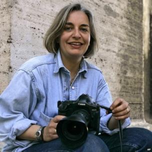 Anja Niedringhaus. Photo: 2005