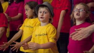 Prosiect Opera Cenedlaethol Cymru yn Wrecsam