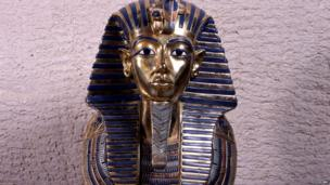 Whether an ancient Egyptian king had beard or not, they were often portrayed as having one when they were buried. Tutankhamun's mask has a long fake beard as it was a sign of status and was thought to bring the king closer to the Egyptian gods.