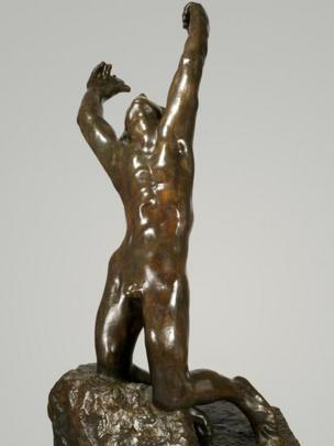 Prodigal Son by Auguste Rodin
