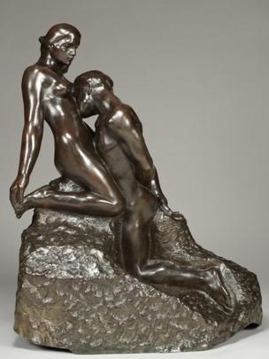 Eternal Idol by Auguste Rodin