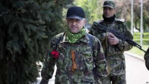 Vyacheslav Ponomaryov, 3 May