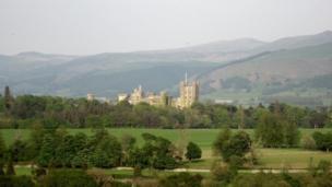 Penrhyn Castle, Bangor, Gwynedd