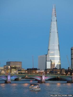The London Shard