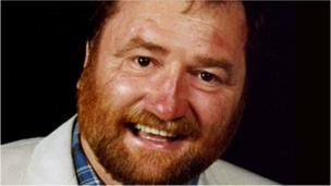 Y diweddar Ray Gravell