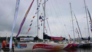 The Derry-Londonderry-Doire Clipper