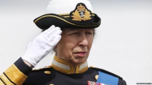 Princess Royal AFD