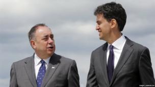 Miliband/Salmond AFD