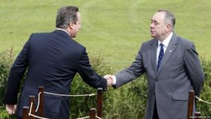Cameron/Salmond AFD