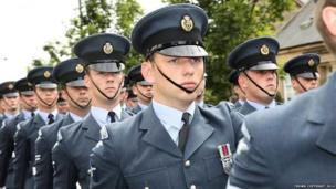 Air Force parade