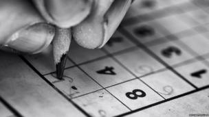Completing a Sudoku