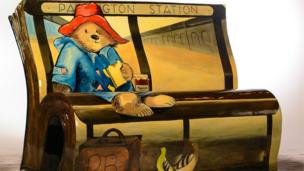 BookBench Please Look After This Bear.