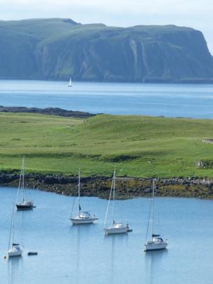 Isles of Canna and Rum