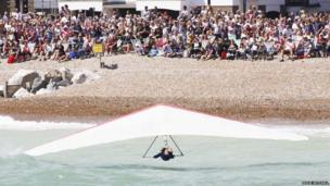 Worthing Birdman competition
