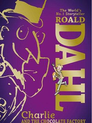 Publisher defends 'creepy' Roald Dahl book cover - BBC News