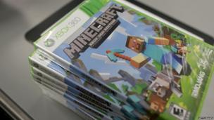 minecraft video game