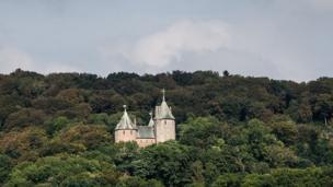 Castell Coch,