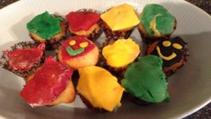 Josh's cupcakes