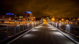 Wellington Bridge, Aberdeen