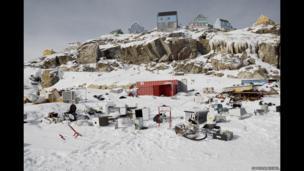 'Abandonment', 2014. Uummannaq, Greenland