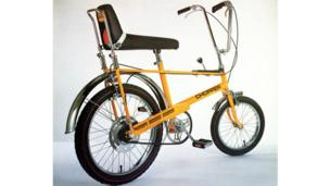 Cofio hwn? Beic y Chopper // Remember this? How many of you narrowly escaped death on a Chopper?