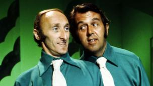 Ryan a Ronnie yn 1970 // Ryan and Ronnie: Wales' most successful double act in 1970