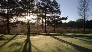 Polkemmet golf course