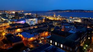 Dundee skyline