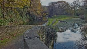 The Neath and Tennant canals