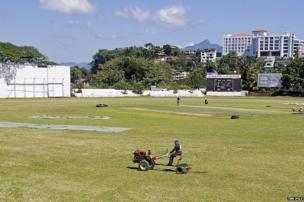 Asgiriya cricket stadium