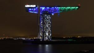 Glasgow's Titan Crane