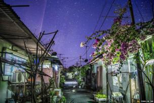 An alleyway in in Alor Setar, Kedah, Malaysia - Environment winner- Yong Lin Tan, Malaysia