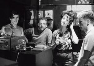 New York City, July 1983