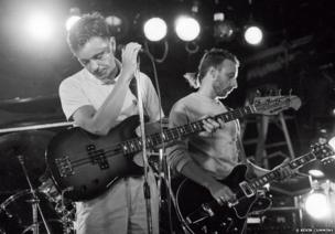 Paradise Garage, New York City, 7 July 1983