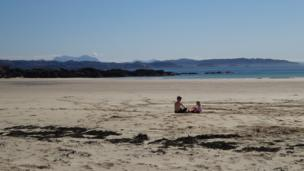 Polin beach