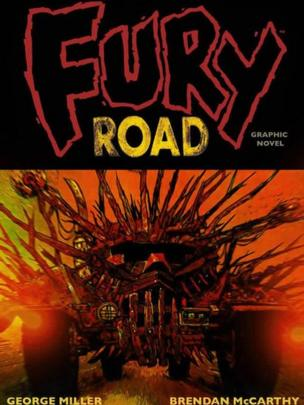Mad Max Fury Road artwork
