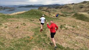 Scottish Islands Peaks Race in Oban