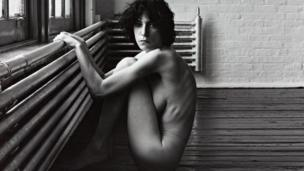 Patti Smith (1976), by Robert Mapplethorpe