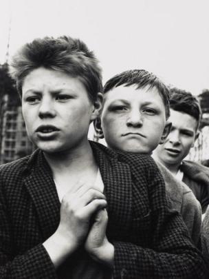 The Castlemilk Lads (1963), by Oscar Marzaroli