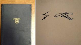 """""""Майн кампф"""" (""""Менин күрөшүм"""") биринчи жолу 1925-жылы басмадан чыккан."""